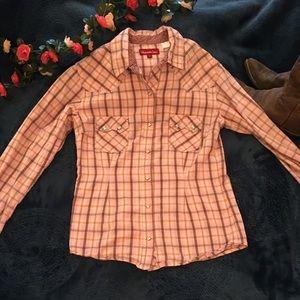 Tops - 🤠 2/$10 Western shirt